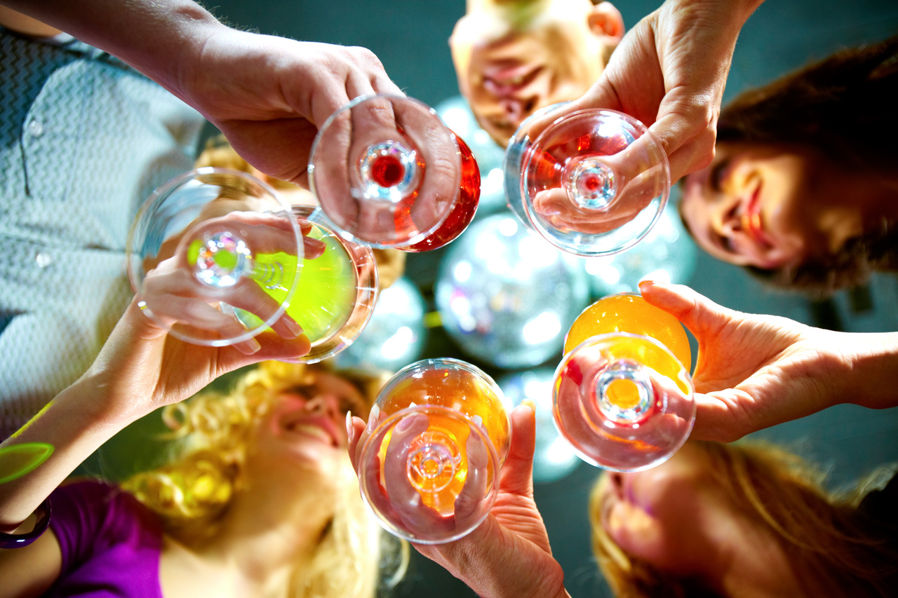 Did You Know These Party Drinks Are Ruining Your Health ...