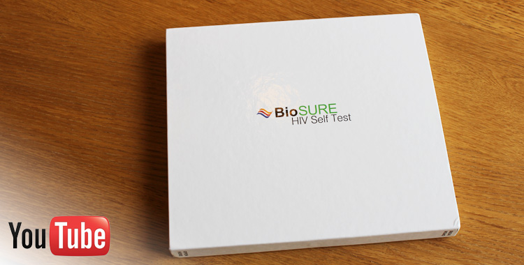 Biosure home hiv test unboxing thoughts beyondpositive - Test hiv periodo finestra 2015 ...