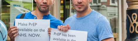 The call for PrEP gets louder AND LOUDER