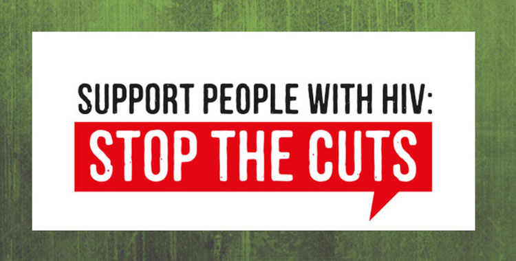 HIV & Sexual Health Sector unite against cuts