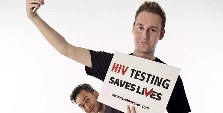 My name is Tom, I have HIV and I am uninfectious